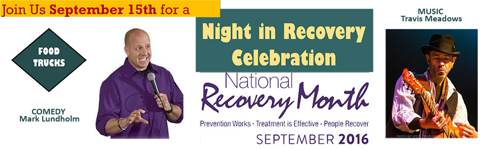 Night in Recovery Celebration-Banner