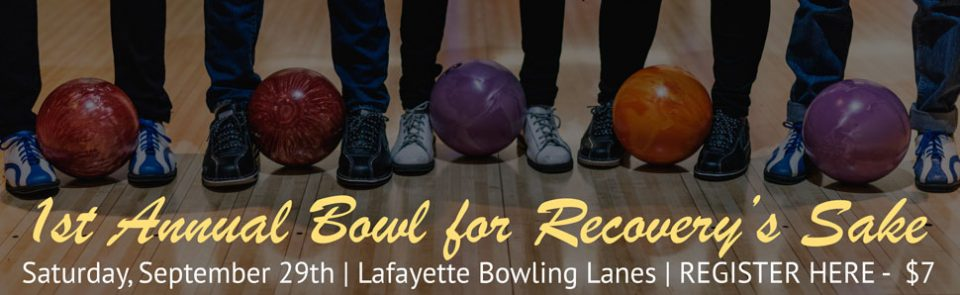 Bowl for Recovery's Sake