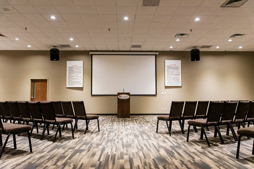 conference room - Victory Addiction Recovery Center - treatment center in Acadiana
