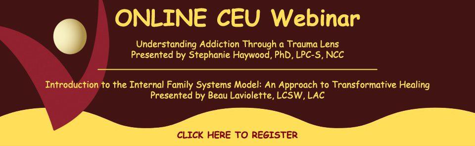 Online CEU Webinar 2020