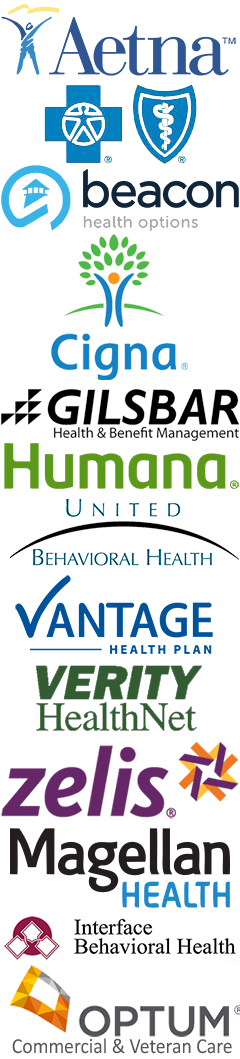 Image of the insurances Victory Addiction Recovery Center accepts